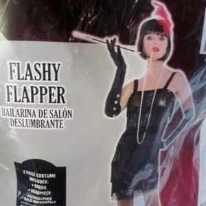 Other - Flashy flapper costume